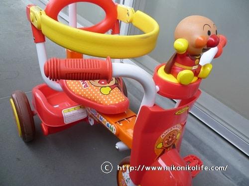 アンパンマン三輪車-min