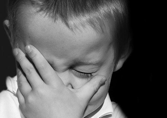 3歳我が子の夜泣きの原因はコレ!そんなんで泣くんだ…