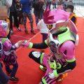 仮面ライダーエグゼイドの無料ショーに行って握手してきたぞ!