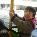 4歳児が東京ドームシティアトラクションズで夢中になる乗り物