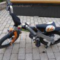 4歳児が10分程度で補助輪なし自転車をマスターした方法