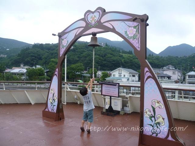 芦ノ湖遊覧船あしこの丸