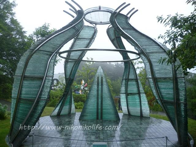 箱根彫刻の森美術館妖精のチャペル