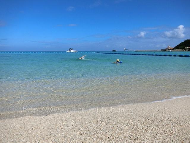 ブセナテラスビーチ